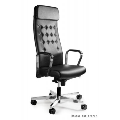 Fotel Biurowy ARES UNIQUE-S-629-PU/HL