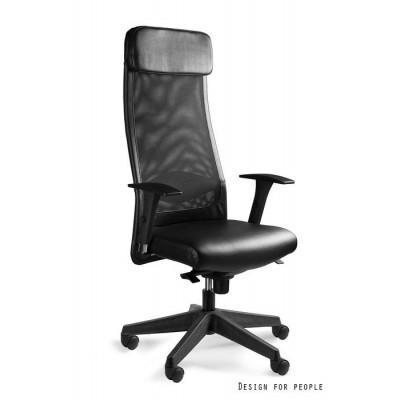 Fotel Biurowy ARES SOFT UNIQUE-S-569-PU/HL