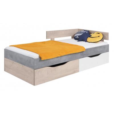 Łóżko SI15 L/P SIGMA Meblar