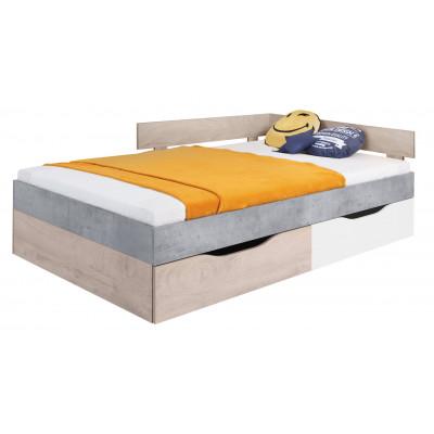 Łóżko SI16 L/P SIGMA Meblar