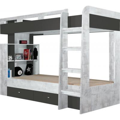 Łóżko piętrowe TA13 TABLO