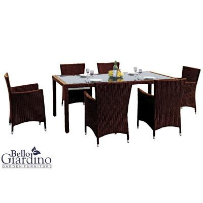 Zestawy stołowe CAPITALE BELLO GIARDINO