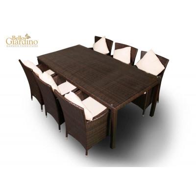 Zestawy stołowe GUSTOSO Bello Giardino