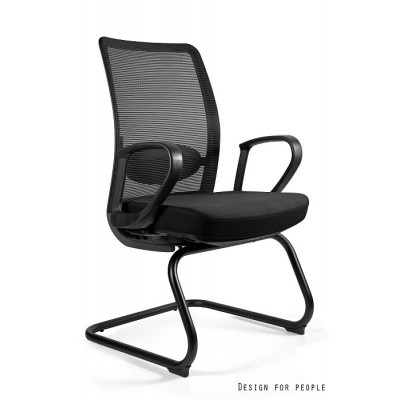 Fotel Biurowy ANGGUN SKID UNIQUE-1191-B